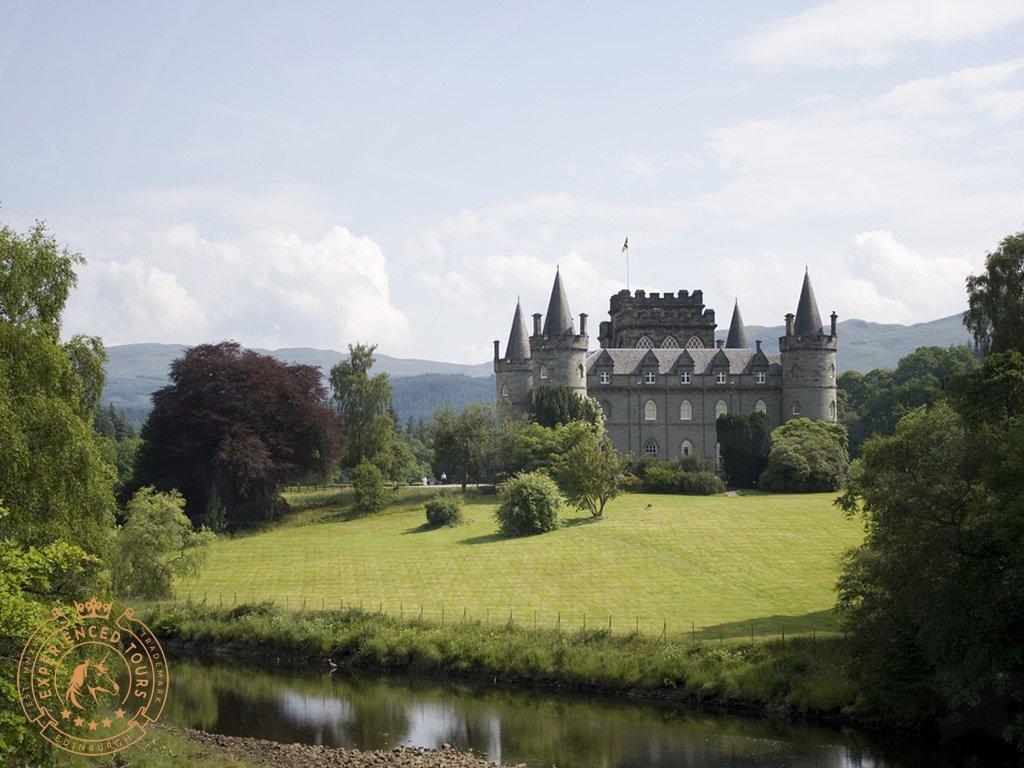 View of Inveraray Castle