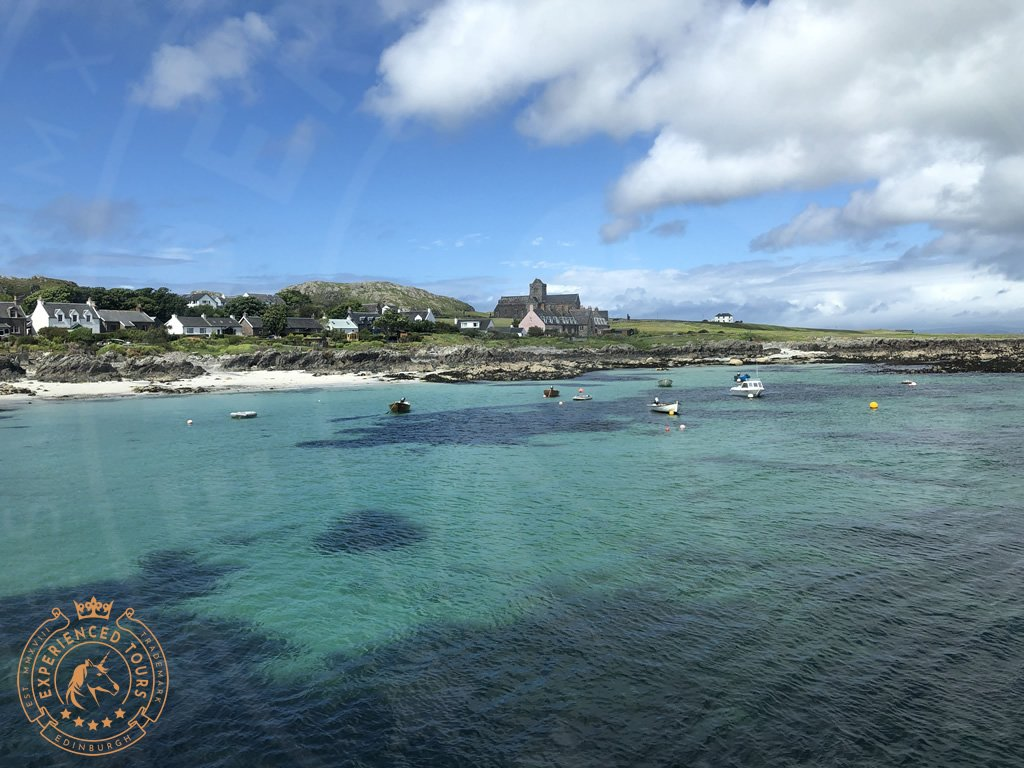 Iona Community and Abbey beyond