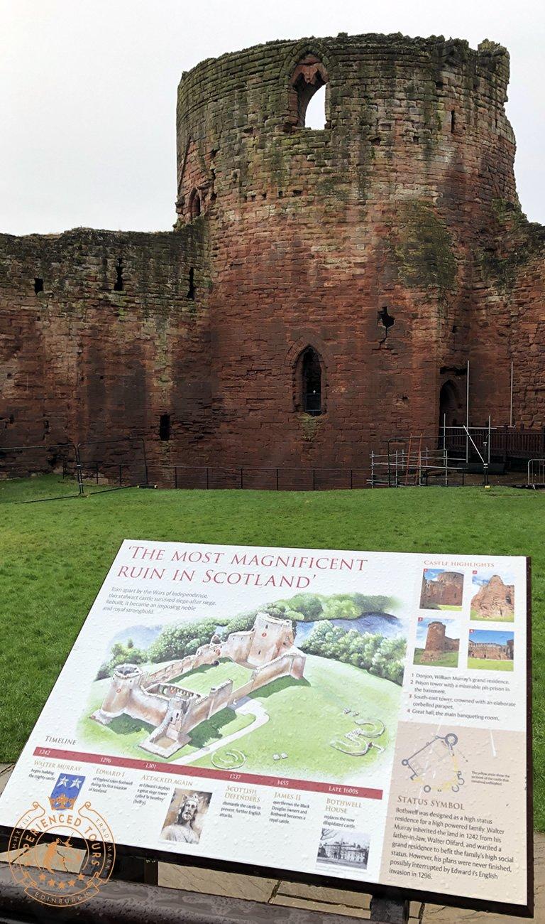 The Most Magnificent Ruin in Scotland
