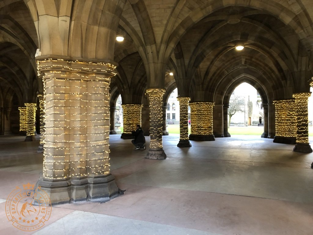 Glasgow University Quad