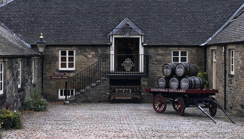 Speyside Whisky Trail Strathisla Distillery