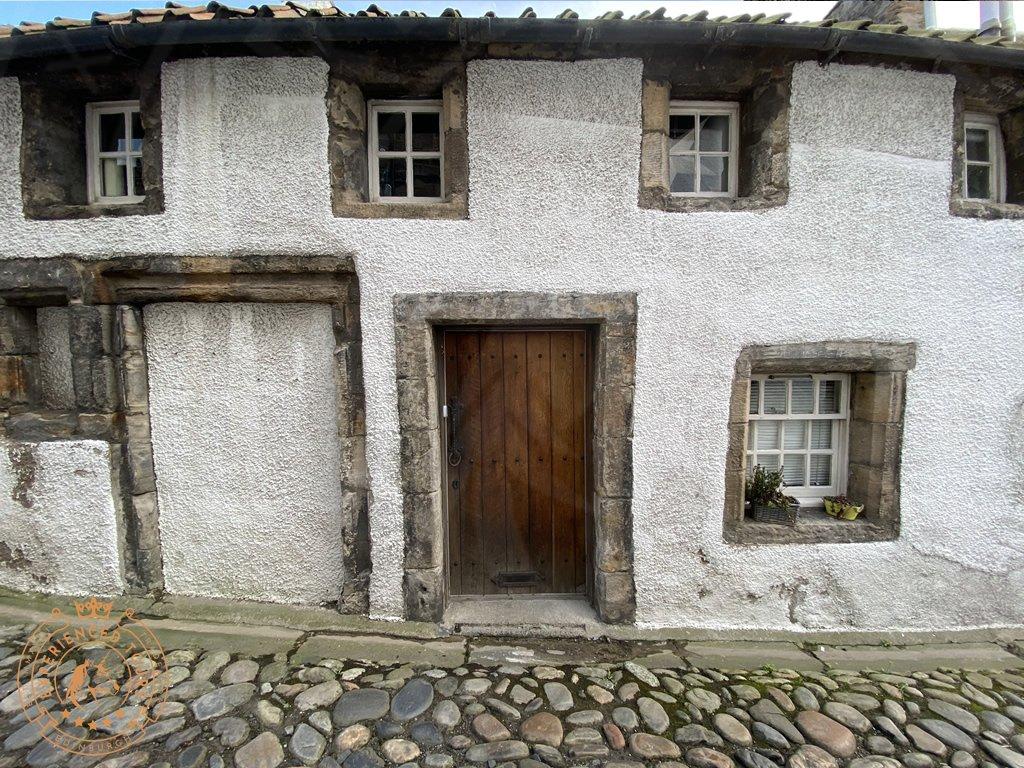 16th century entrance in Culross