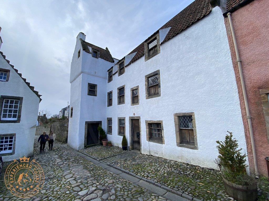 Geillis Duncan's House in Outlander
