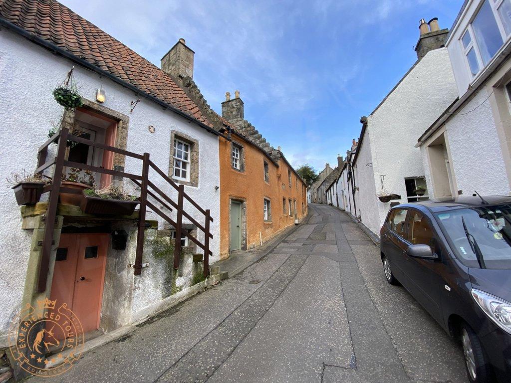 Kirk Street in Culross