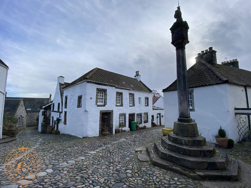 Mercat Cross in Culross