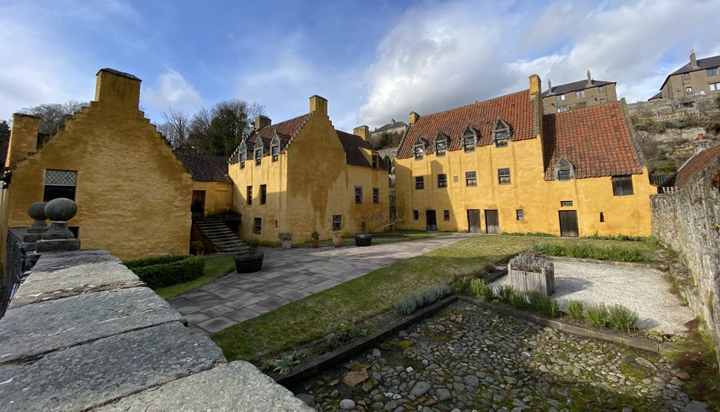 Culross Palace Header