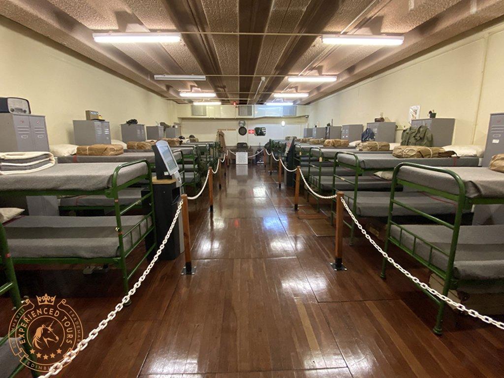 Secret Bunker Officers Barracks