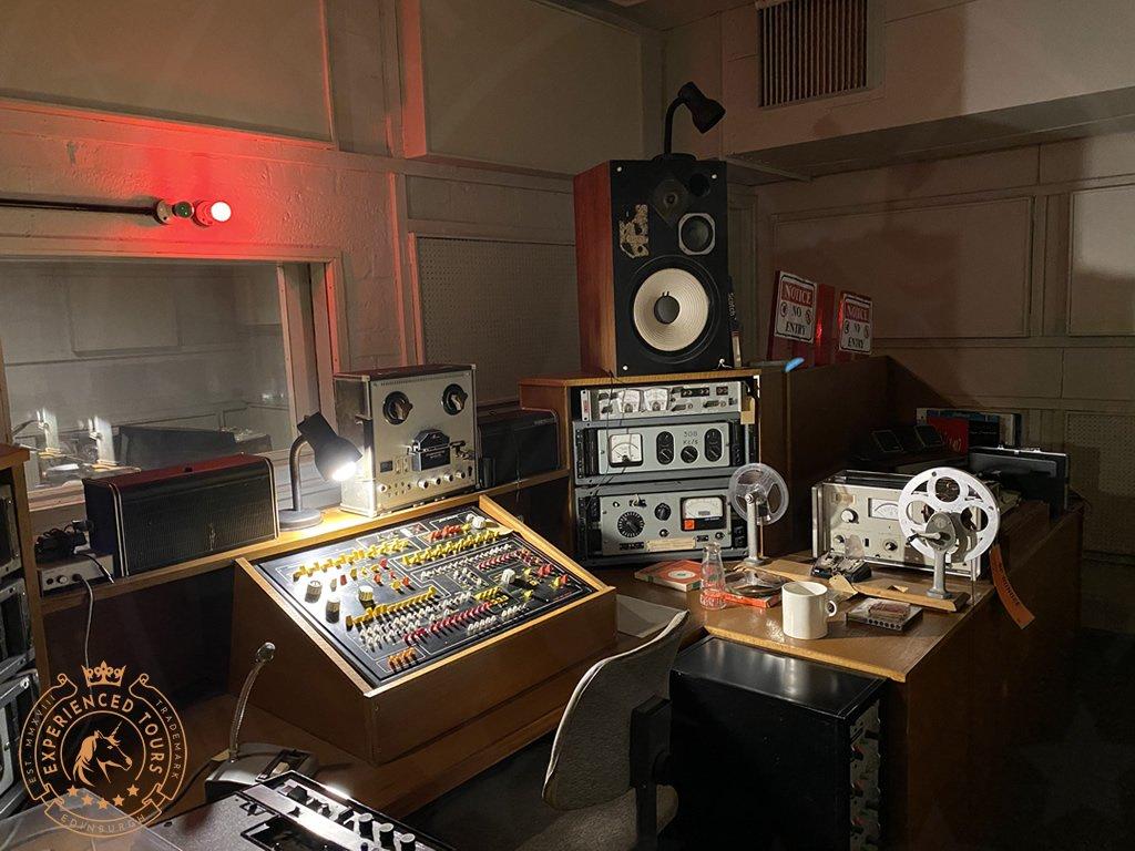 Secret Bunker Radio Room