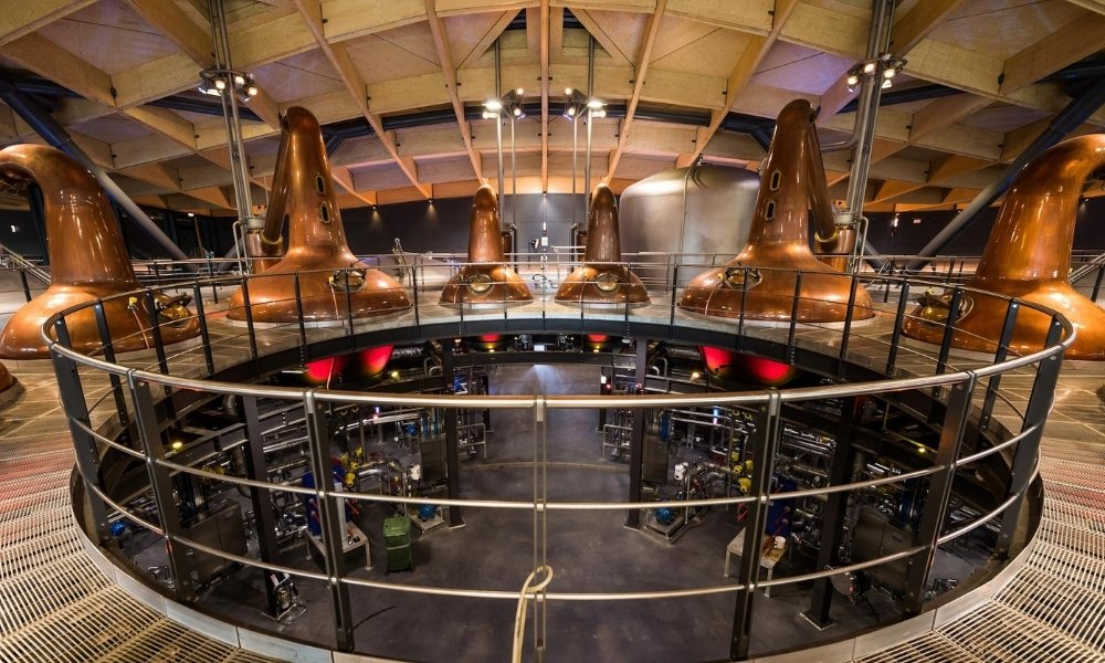 Navimage Speyside Whisky Tour