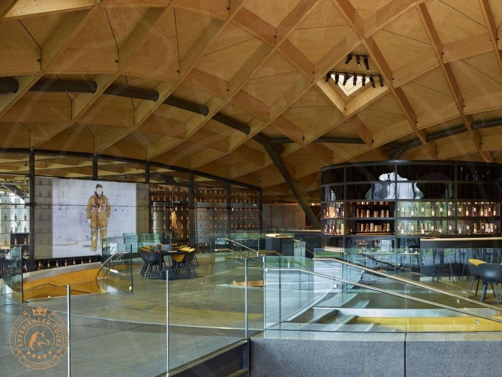 The Macallan Whisky Distillery Bar
