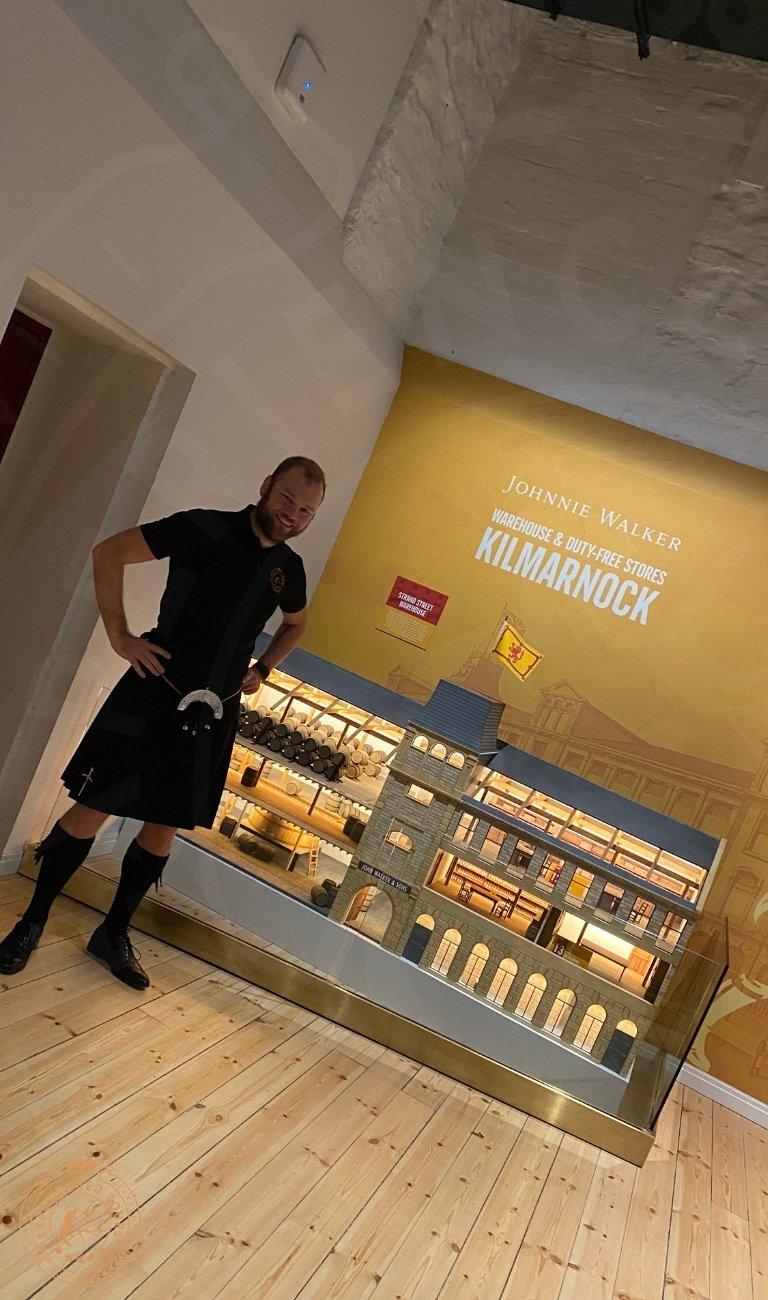 Alexander and Kilmarnock Storehouse