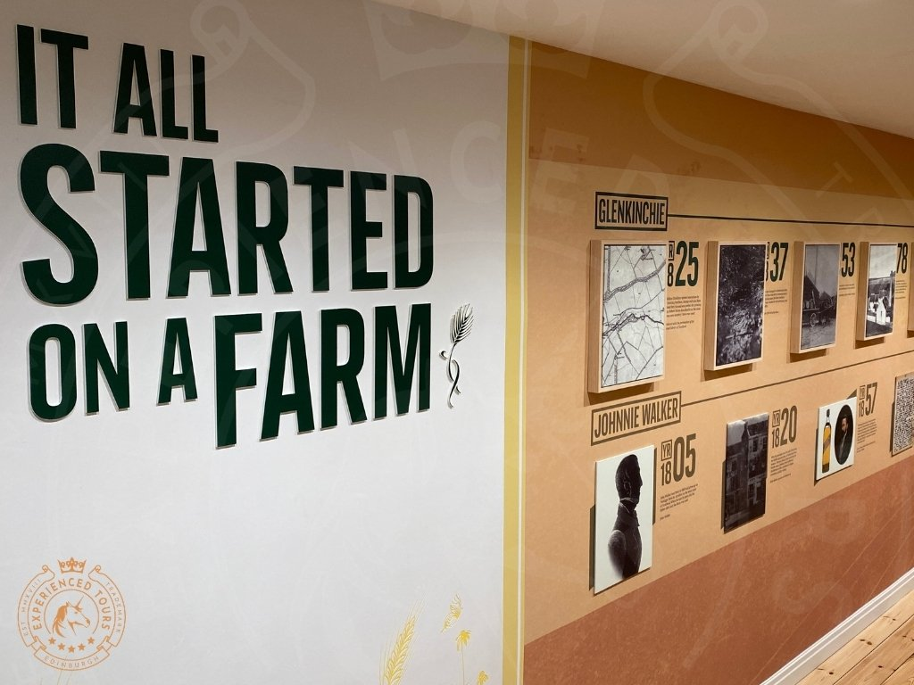 It all started on a farm!