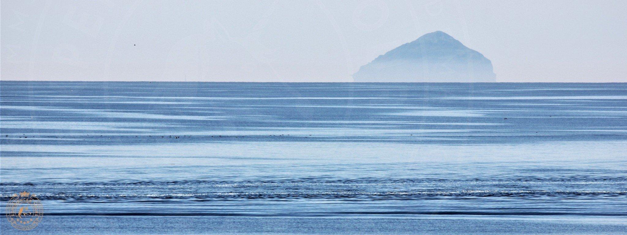 Ailsa Craig Panorama