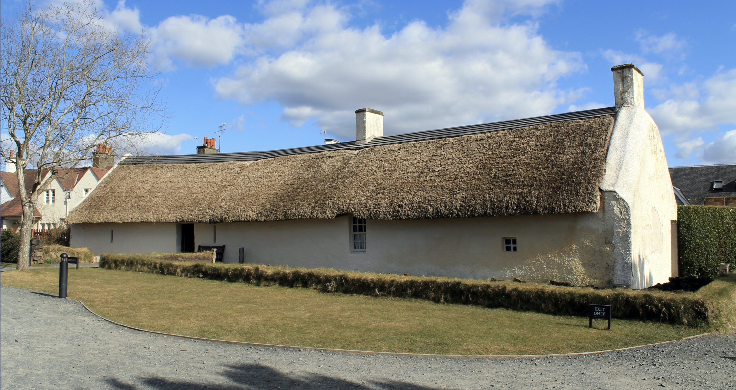Robert Burns Birthplace Museum, Alloway