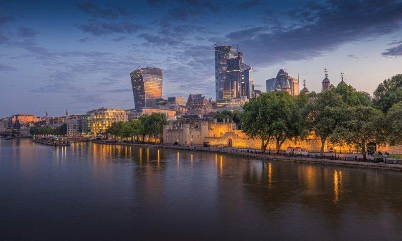 Best of London navigation