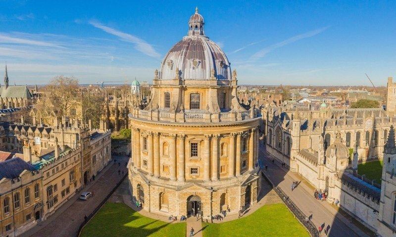 Oxford University Camera Navigation