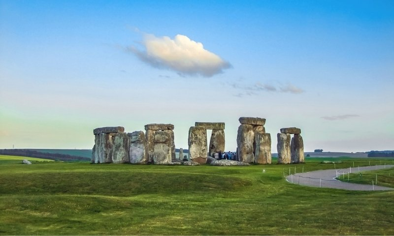 Stonehenge Navigation