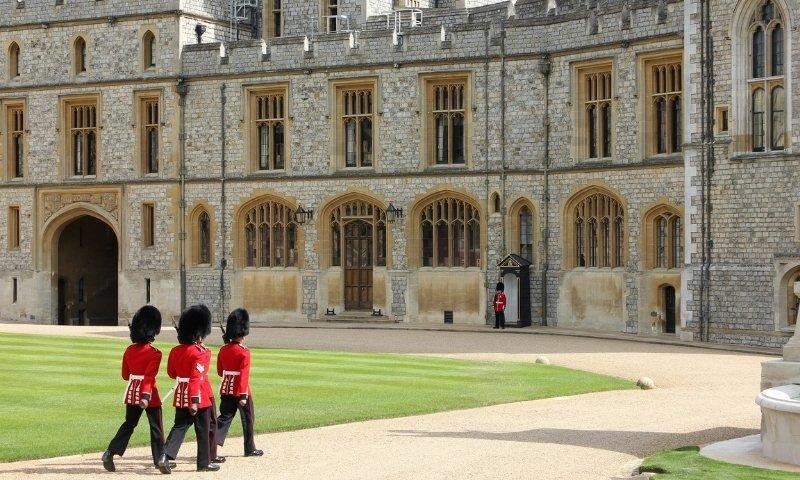 Windsor Castle Half Day Tour Header